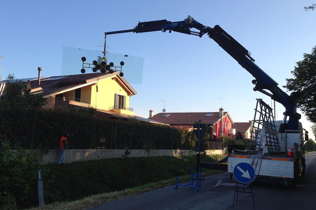 sollevamento vetri Treviso